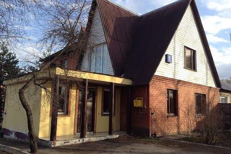 Загородный дом художника - Ramensky District