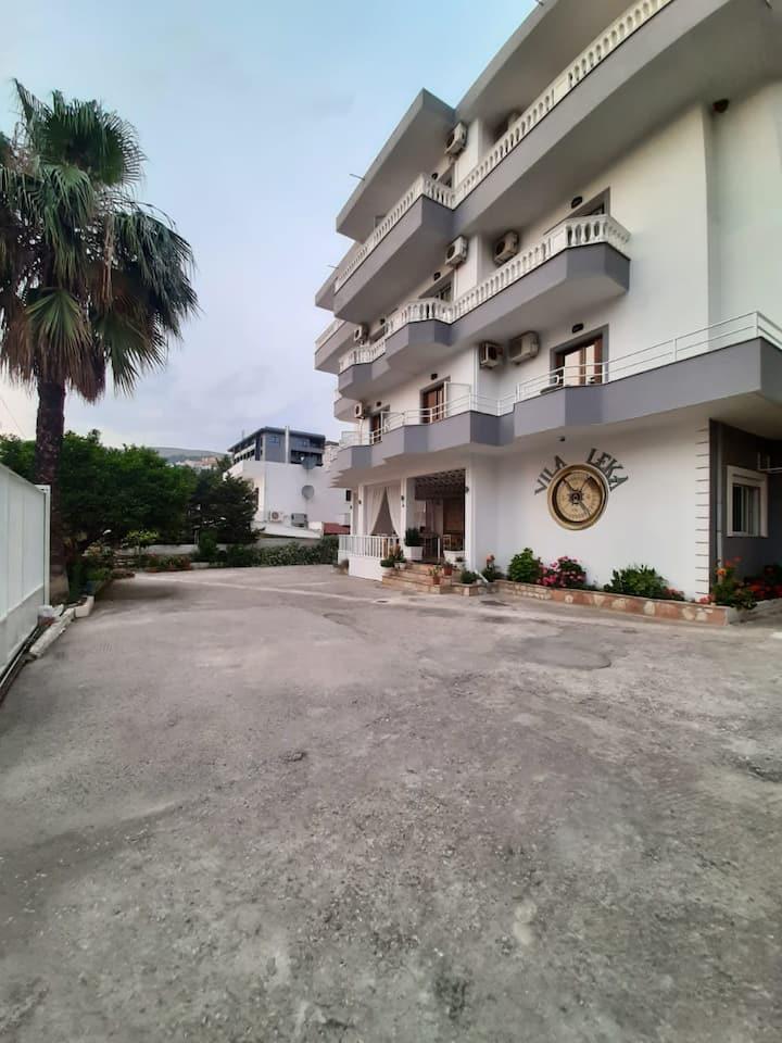 Vila Leka just 20 meters from the Ionian coast!!!