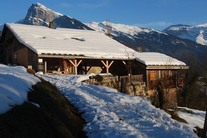 Chalet Larrouzé - A perfect getaway from it all.