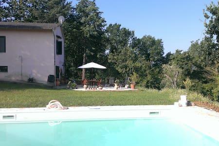 Small villa in Umbria with pool! - Giove - Rumah