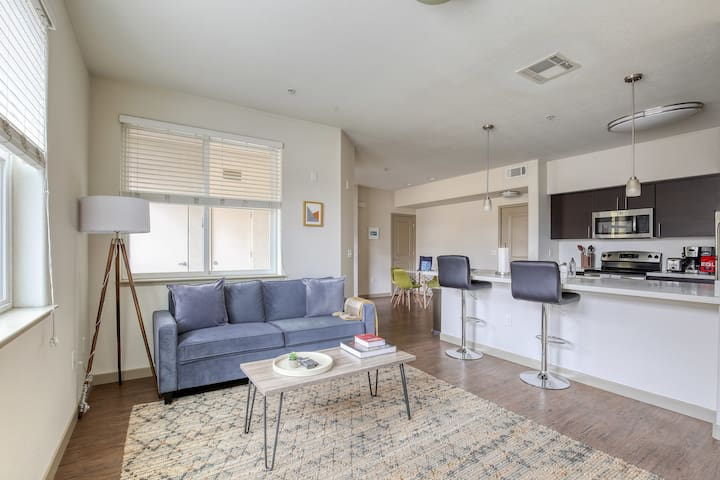 Lovely 1BR in South San Jose, Gym + Pool