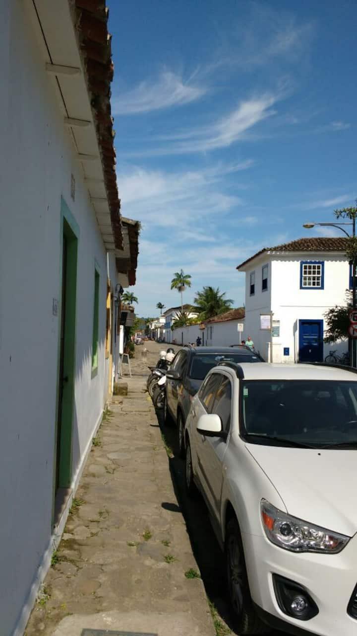 Casa colonial caiçara - Paraty