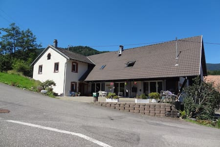 bluffant gîte de groupe - Storckensohn - Huis