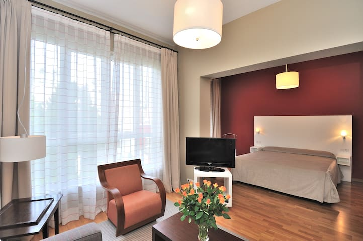 Elegant Studio-Flat in EU District - Bruxelles - Loft