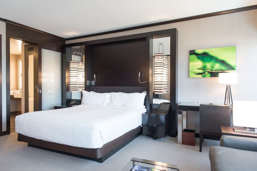 Vdara Rooms With  Beds