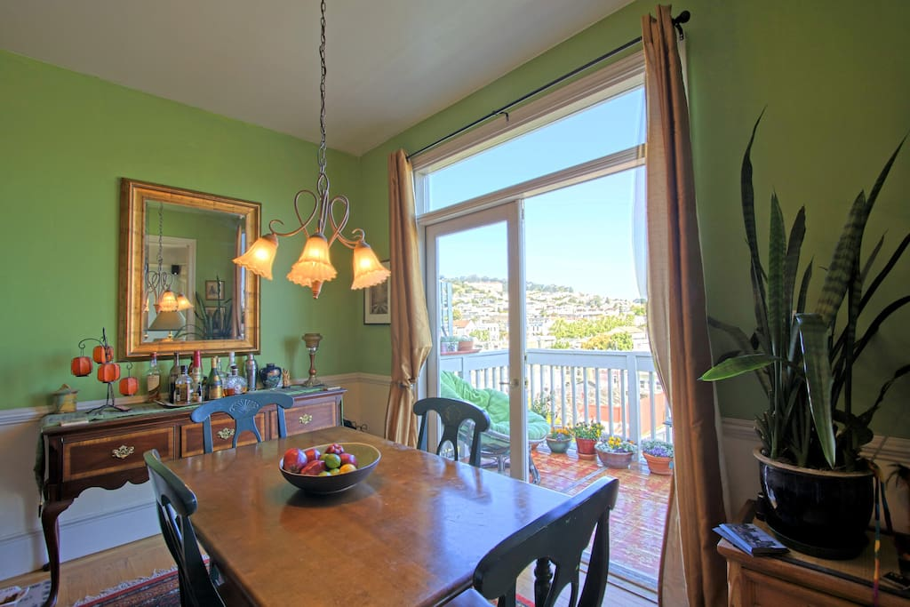 Room w a view in the castro appartements en r sidence louer san franc - Appartement a louer san francisco ...