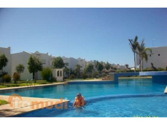 Villa Balneaire (Lagon Bleu) a 30 min de Casa - Bir Jdid