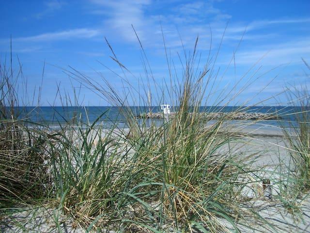 Ostseeurlaub nur 300m vom Strand - Schönberg - Apartment