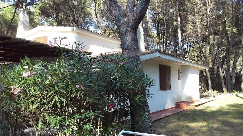 Villa con giardino a 5 min dal mare - Castellaneta Marina - Casa