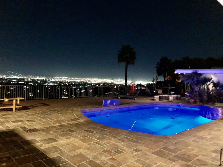 MULHOLLAND DR AMAZING BEST VIEW