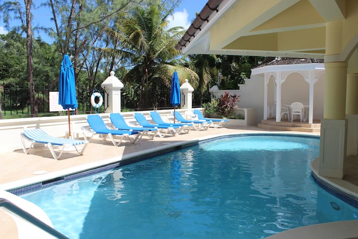 Seas The Day, The Falls, Sandy Lane - St James - Casa