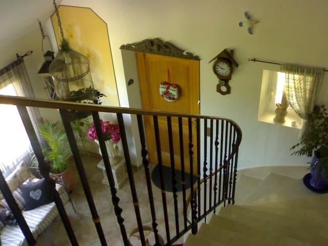 appartement indépendant4 personnes - Belz - Huoneisto