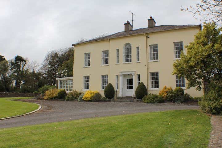 Willowhill House - carrigaline - 家庭式旅館