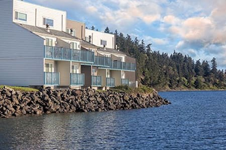Discovery Bay, WA, 2 Bedroom #2 - Port Townsend - Pis
