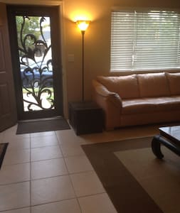 2 bedroom one bath condo. Bath is shared with me - Campbell