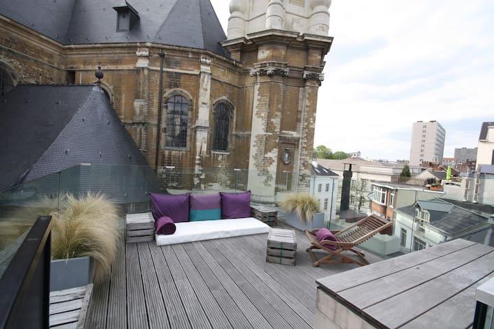 Charmante maison coeur de Bruxelles - Bruxelles - House