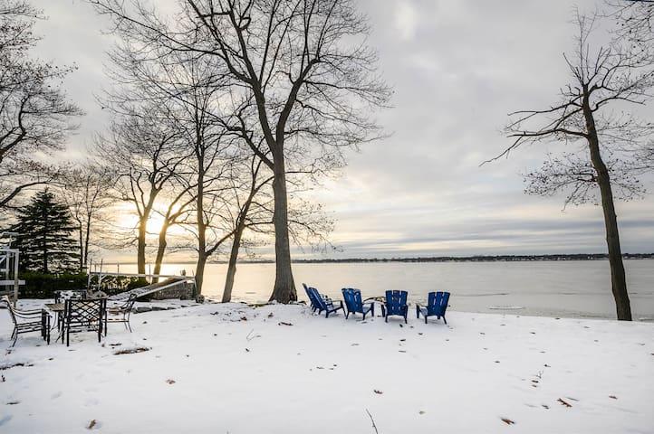 Des vacances au bord du Lac Champlain!