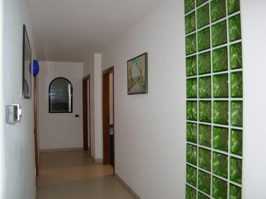 Corridoio/ingresso