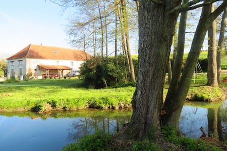 Gite DESIGN & NATURE 8 pers. Loiret - Saint-Hilaire-les-Andrésis - Casa