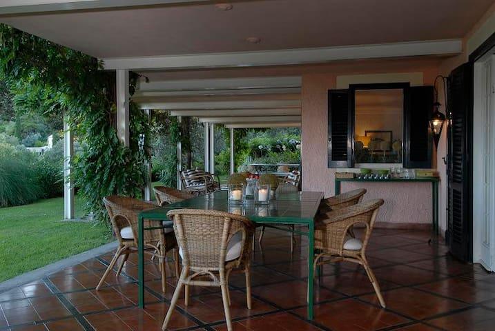 villa con piscina - Porto Ercole - House