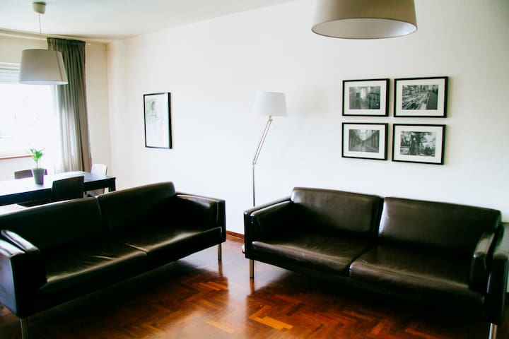 NEW! Typical & bright apartment in Campo Grande