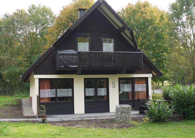 Ferienhaus am Silbersee für 6 Personen