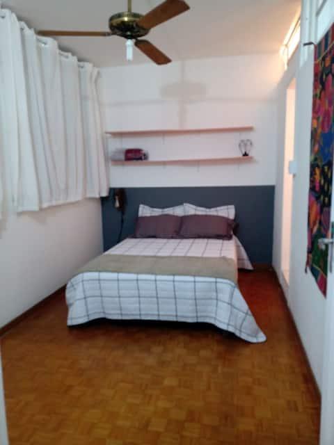 Apto qto e sala em Cataguases, ambiente familiar