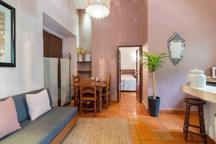 Hermosa suite en Centro Histórico