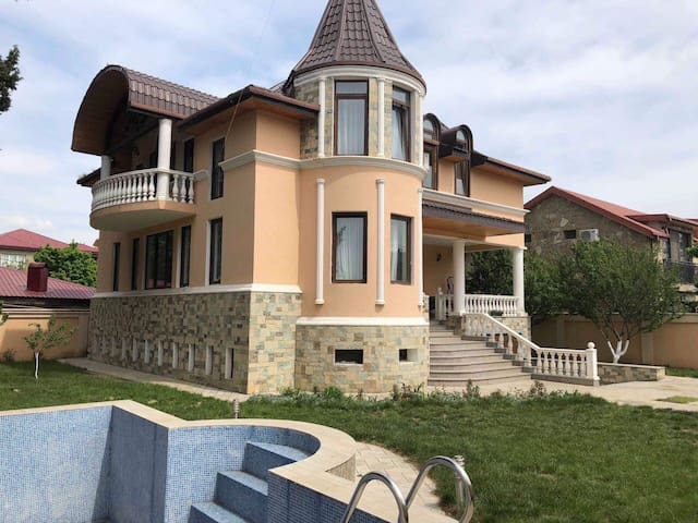 Tbilisi Dighomi Villa