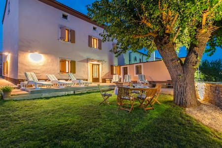 Discover Istria - renovated stone house