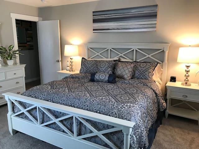 Master Front Bedroom