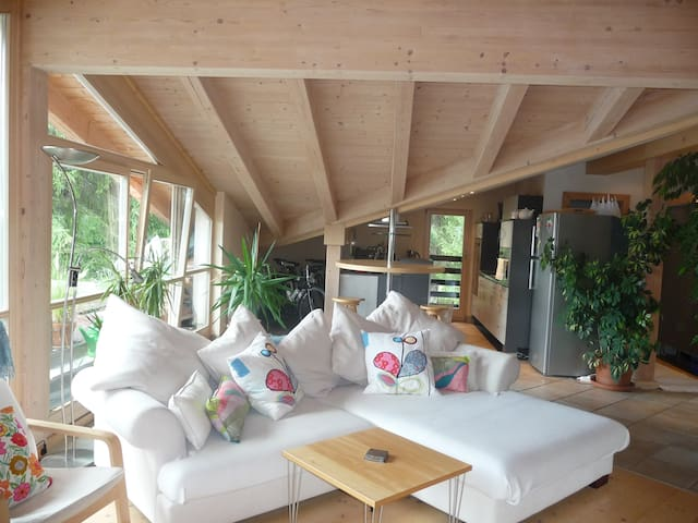 Stunning Leutasch Mountain Retreat - Leutasch - Квартира