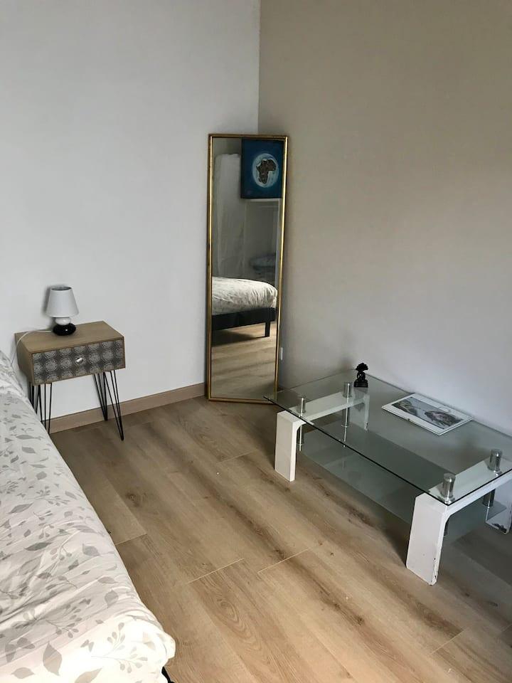 Appartement rénové au calme à Cebazat
