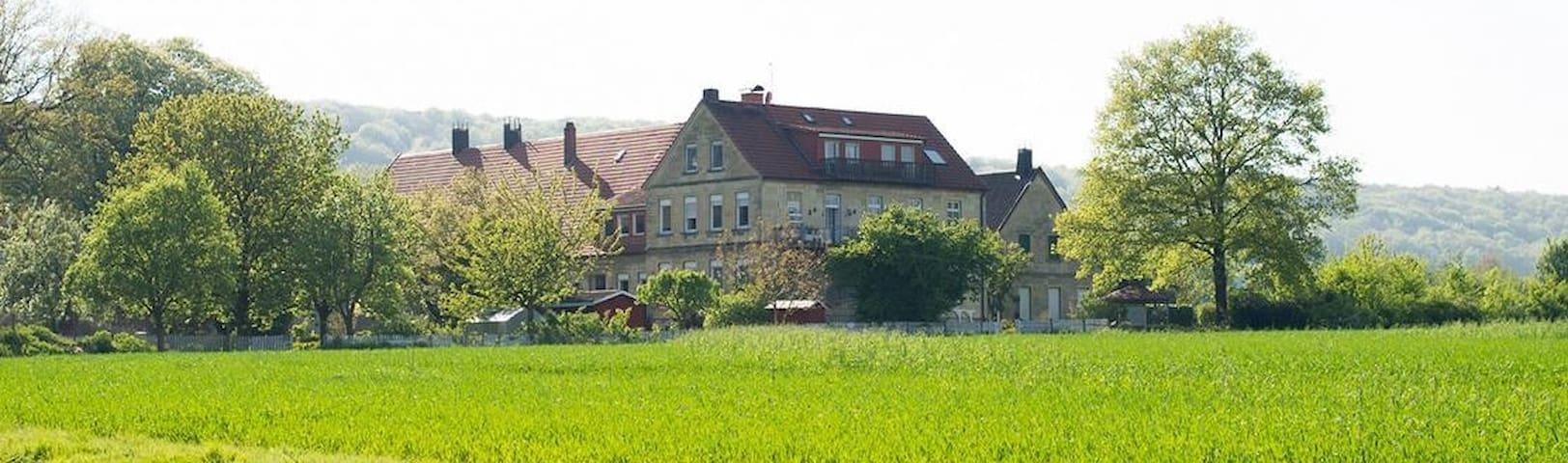 FeWo I mit toller Aussicht nach Münster