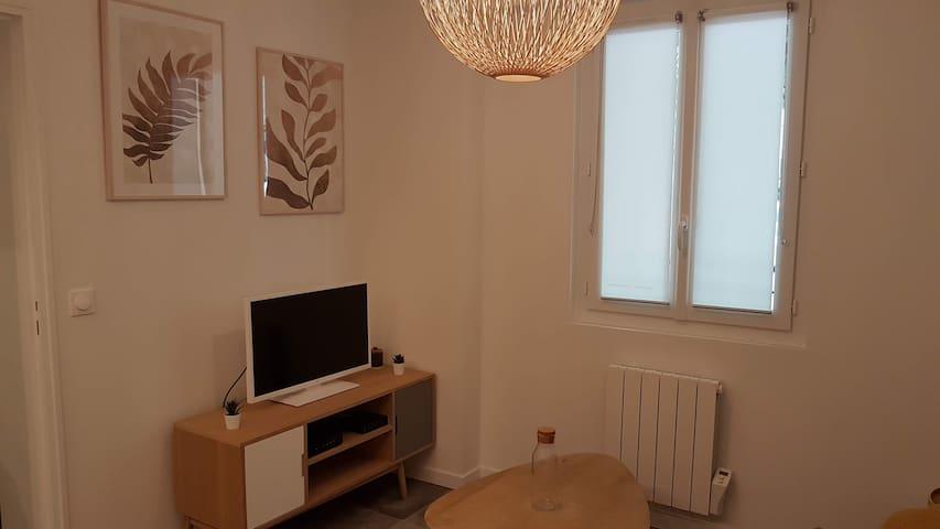 Appartement neuf 2 pièces entre Paris et Disney