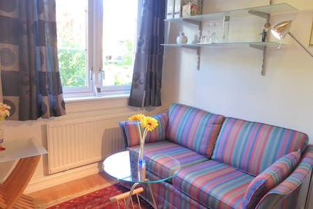 Lovely room/free parking - Oslo - Villa - 2