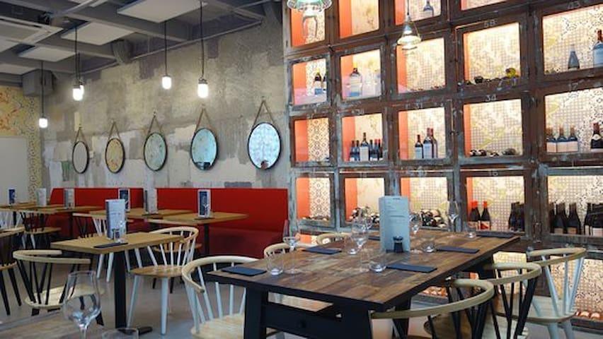 Restaurants et Bars sympas