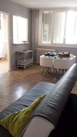 appartement T2 Le Mans au pied du tramway. - Le Mans - Apartament