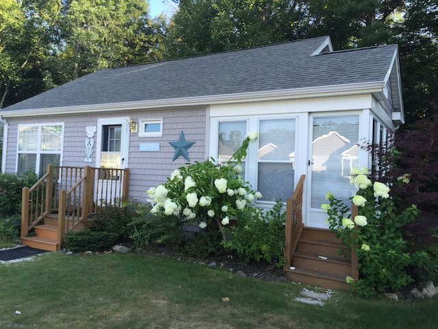 Beach Dreams Cottage w/ Central A/C - Wells - House