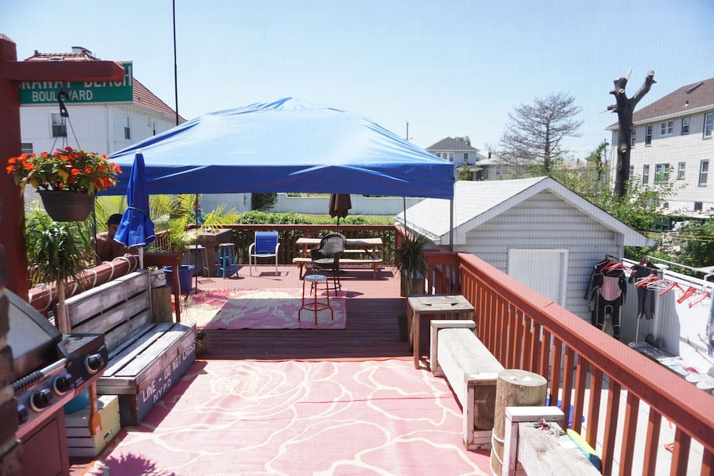 The Kook House Rockaways BEST Summer House Houses For Rent In Rockaway