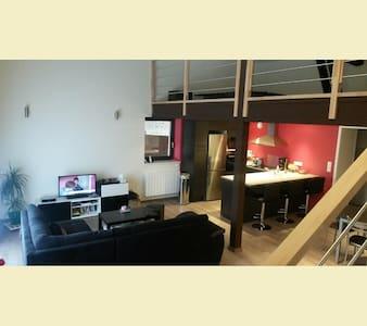 Maison de 80m2, au calme, 30km Lyon - Thurins