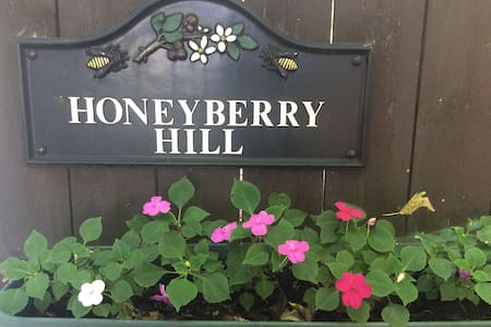 "Honeyberry Hill ""Southern Exposure"" - Ithaca"