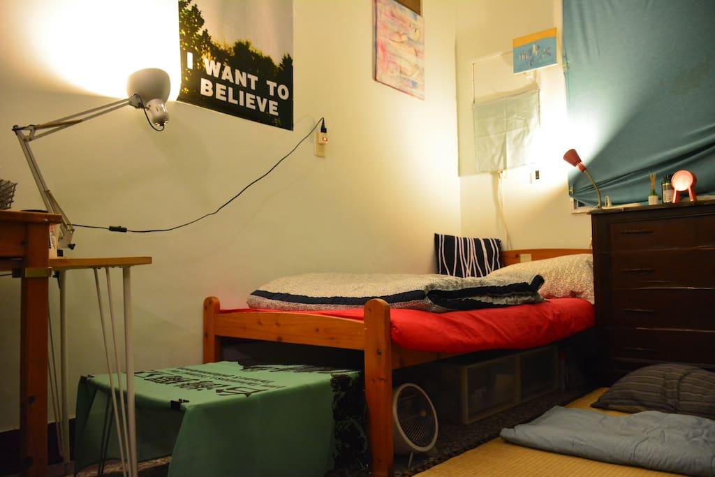 客房/Guest Room