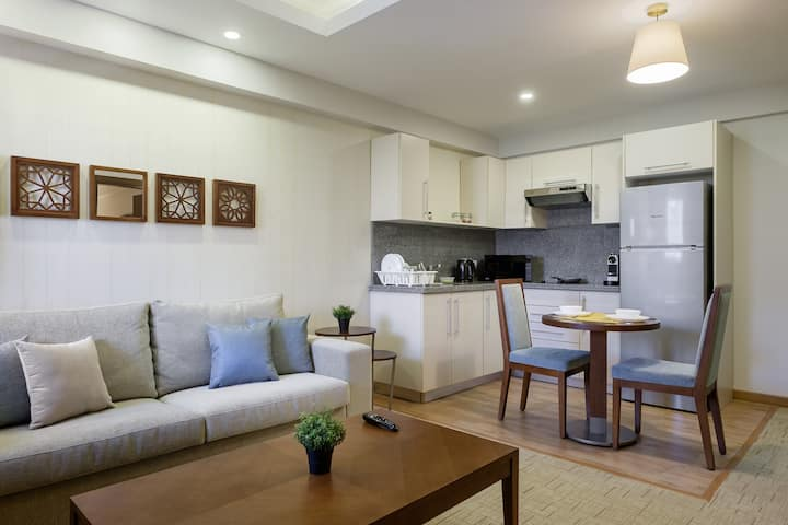 Lemon Spaces Cozy 1BR At The Heart Of Zamalek