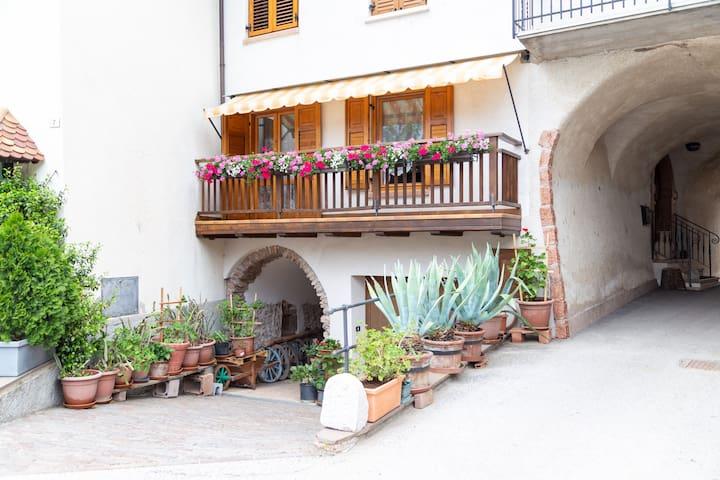 Nonna Tullia's - apartment in Val di Non village