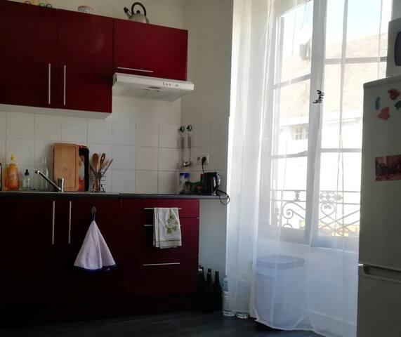 Joli appartement centre-ville Auxerre