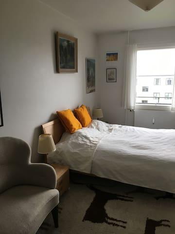 Quiet apartment Vangede - 20 min. ride to center - Dyssegård - Flat