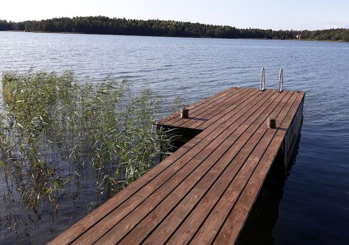 Traditional Summer Cottage Ejdern