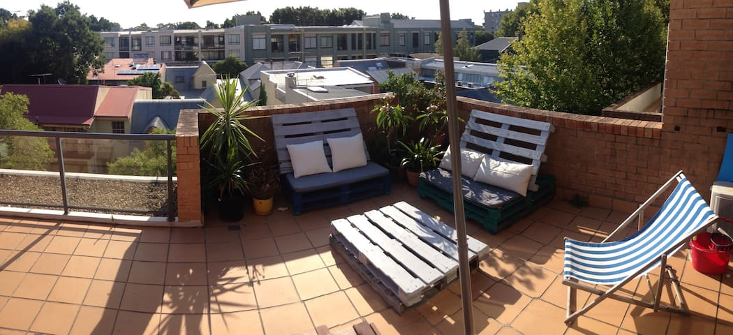 Perfect apartment in Newtown with large terrace. - Newtown - Apartment