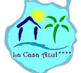 La Casa Azul - Das blaue Gästezimmer - Las Palmas de Gran Canaria - Appartement